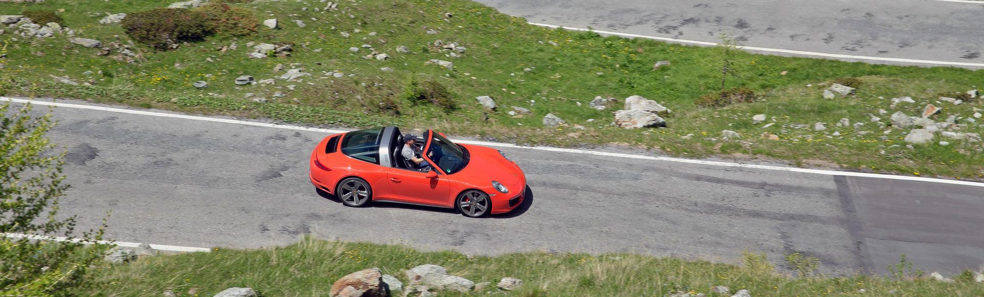 Porsche 911 991 4S Targa 2016 0962 Sommer