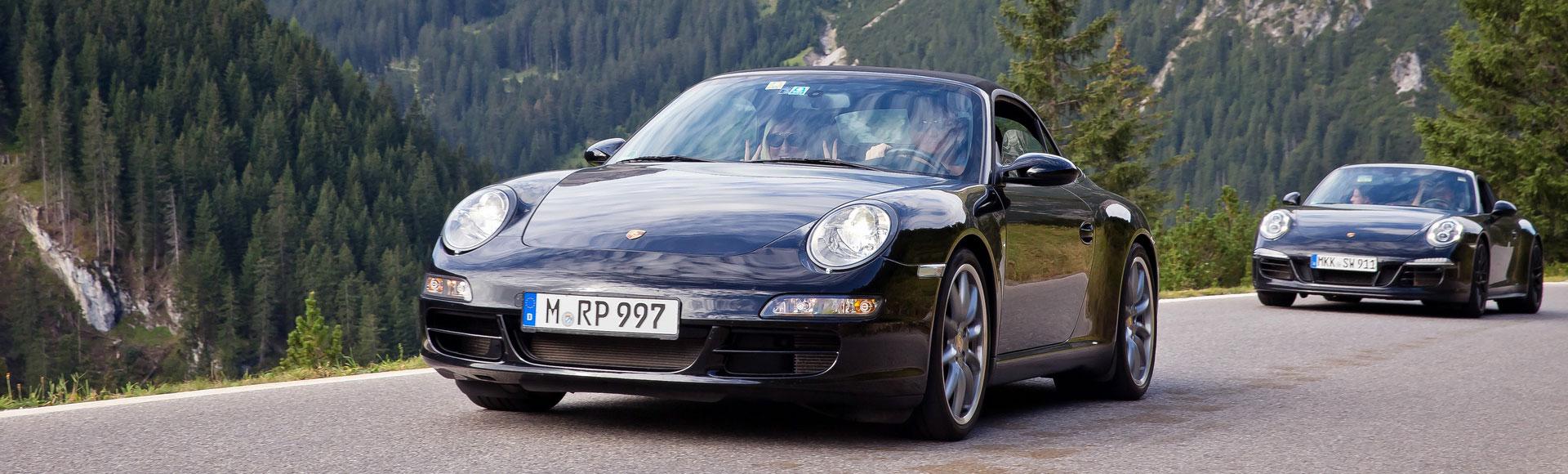 Porsche 911 997 Cabrio 0115 Sommer