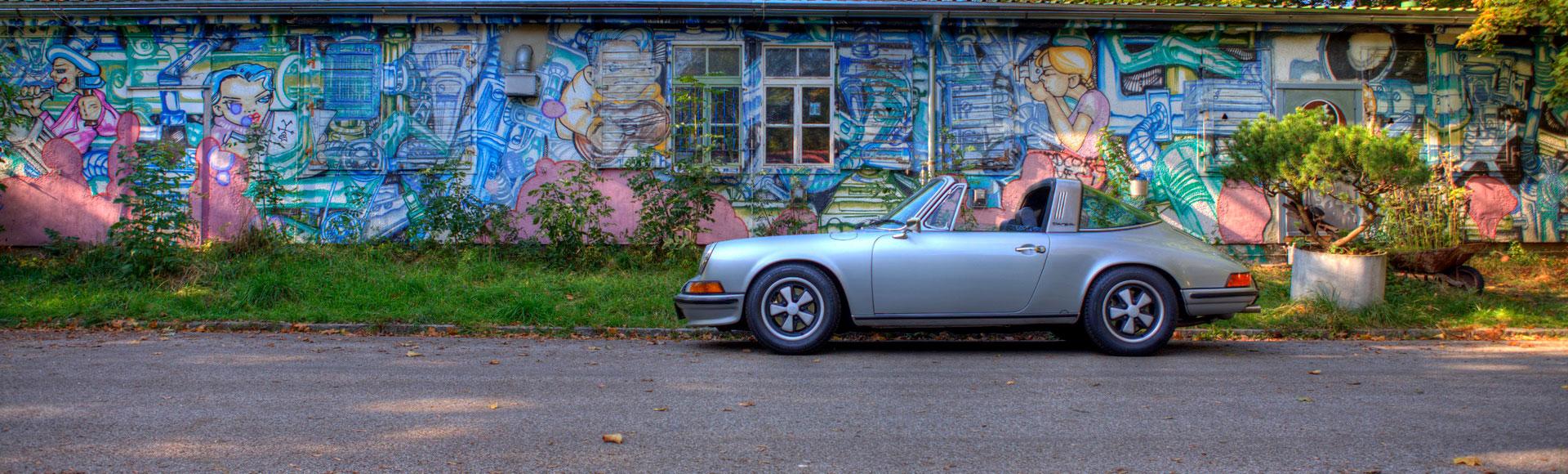 Porsche 911 Targa Herbst