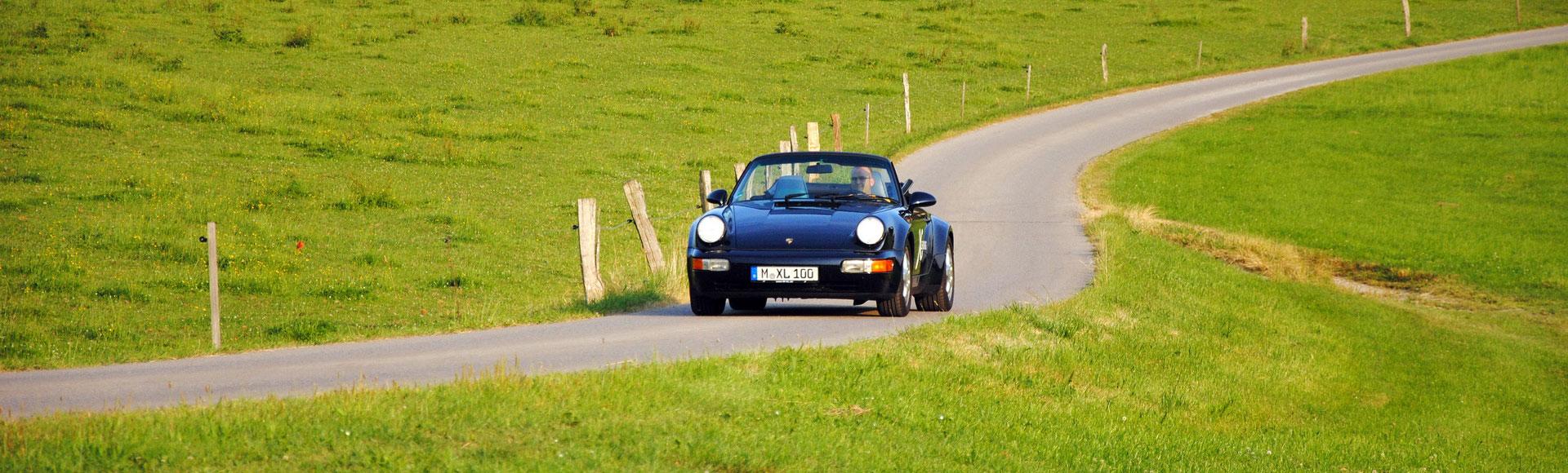 Porsche 964 WTL Cabrio 1992 Sommer 4618