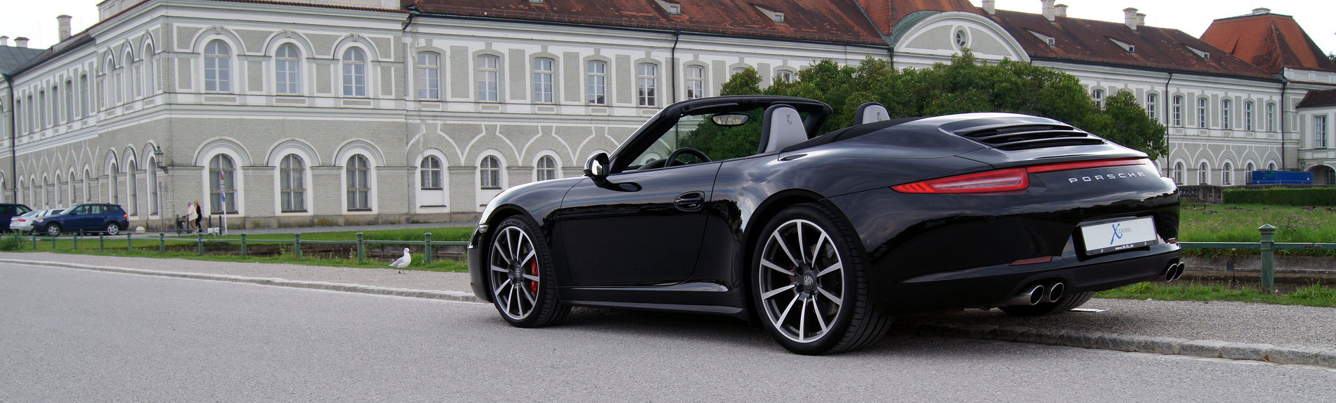 Porsche 991 4S Cabrio 2013 Sommer 9765
