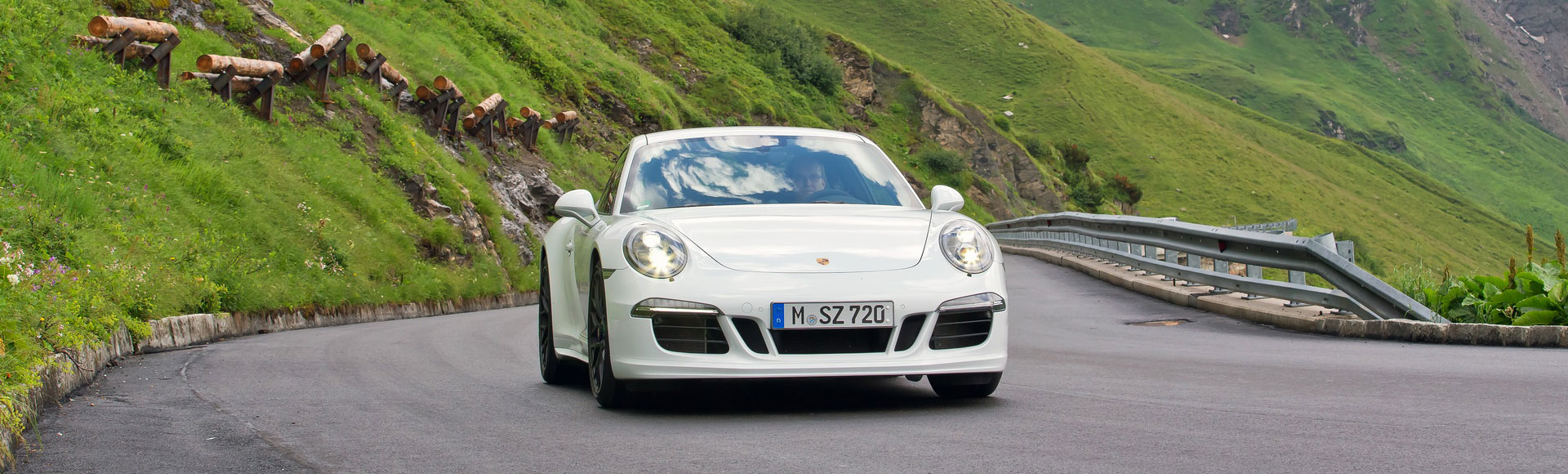 Porsche 991 GTS Coupe 2015 Sommer 038