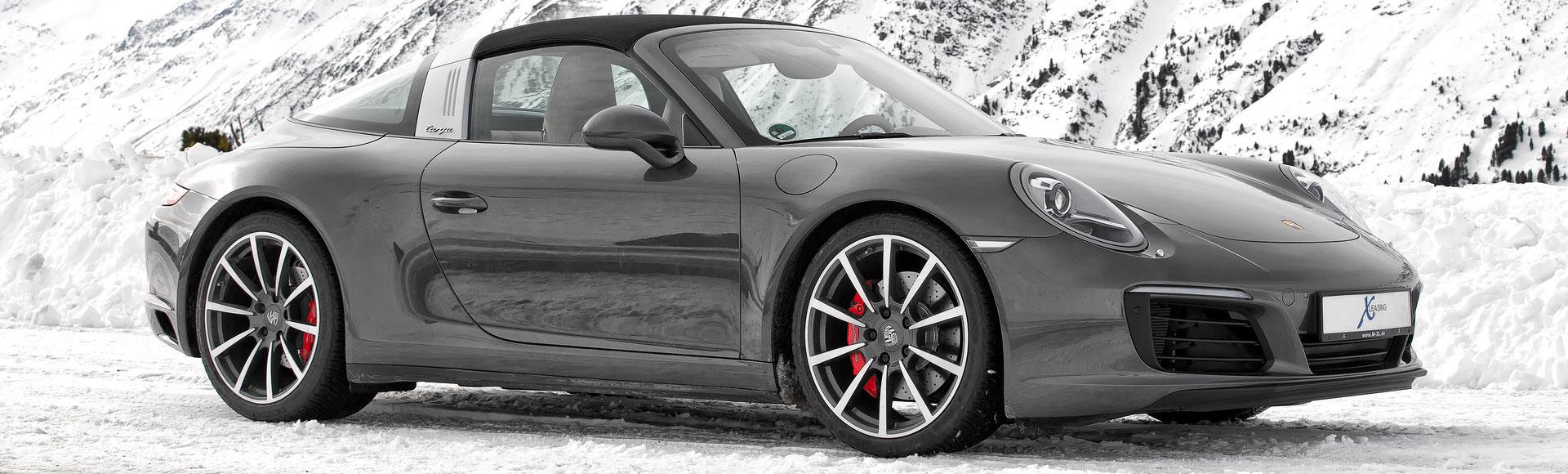 Porsche 991 Targa 2016 Winter 008