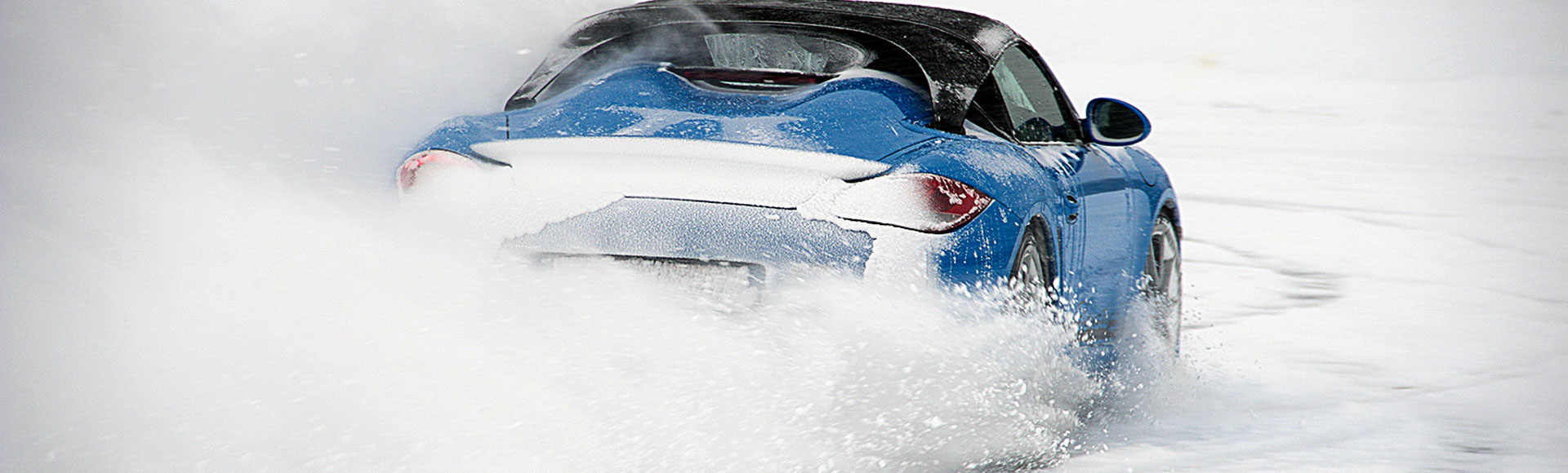 Porsche Boxster Lappland 2013 Winter 100