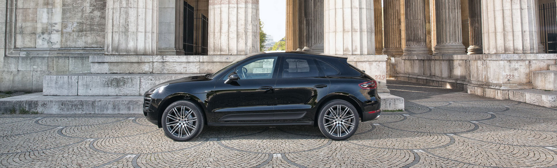 Porsche Macan 2014 Sommer 31519