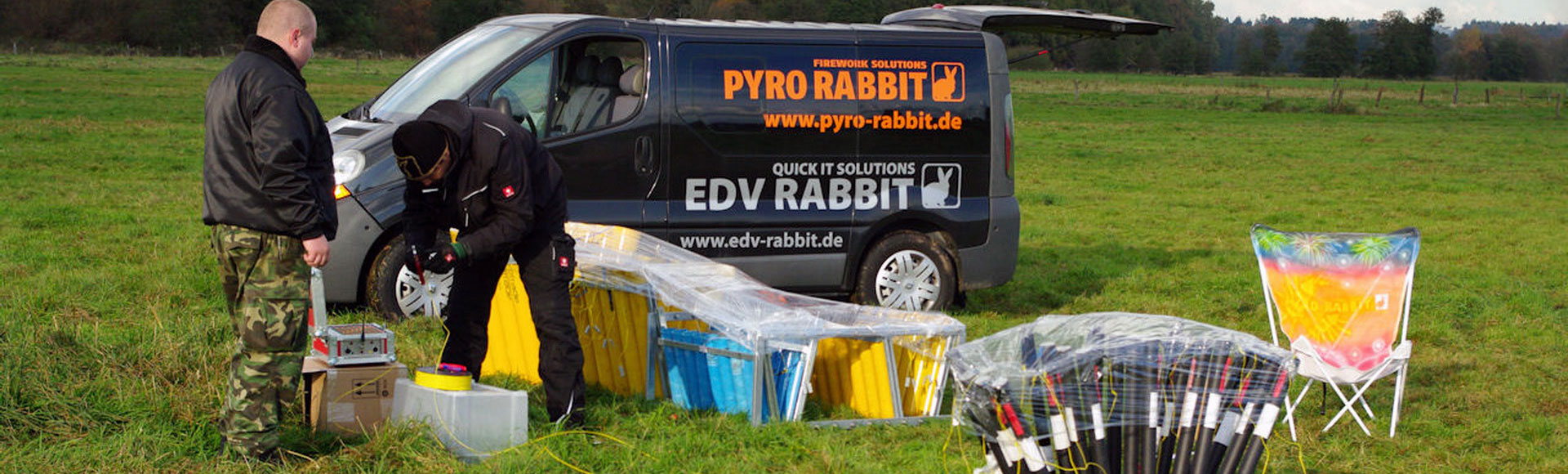 Renault Trafic 2005 Preisausschreiben PyroRabbit