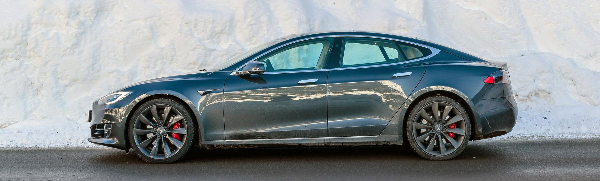 Tesla Model S Winter 3763