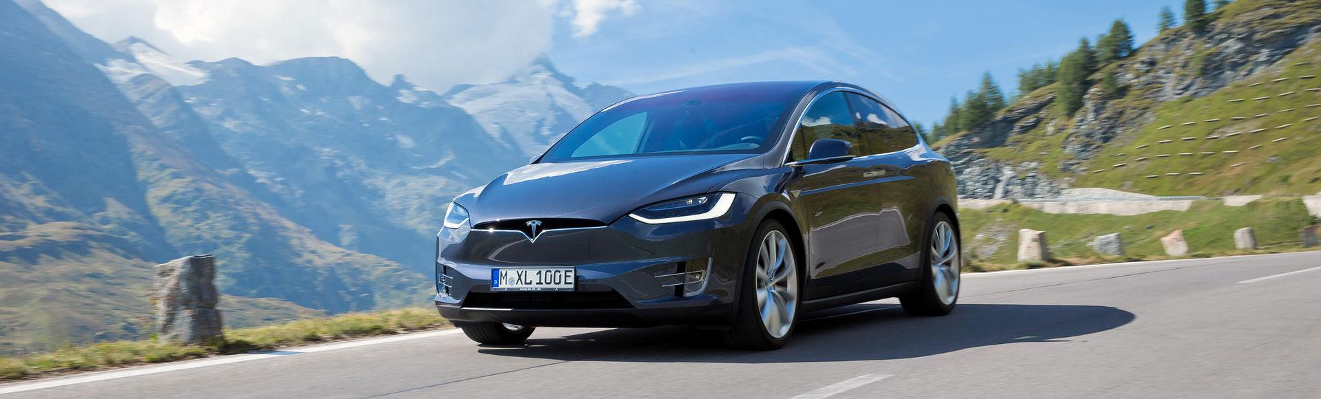 Tesla Model X 2016 082 Sommer