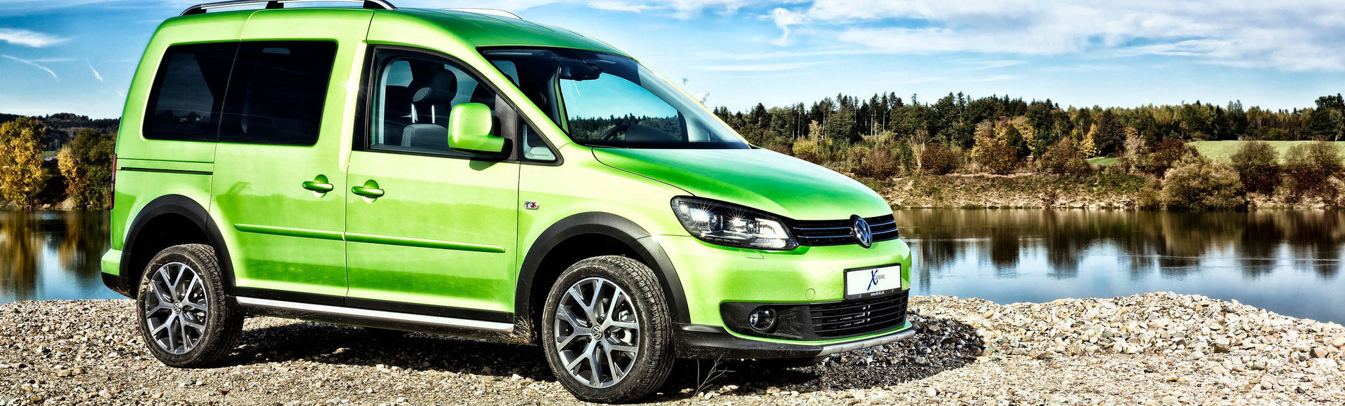 VW Caddy Country 2013 Sommer 36141