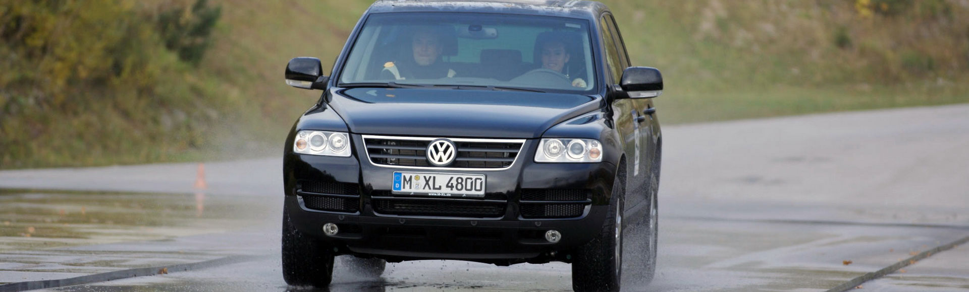 VW Touareg Herbst 2006 02720