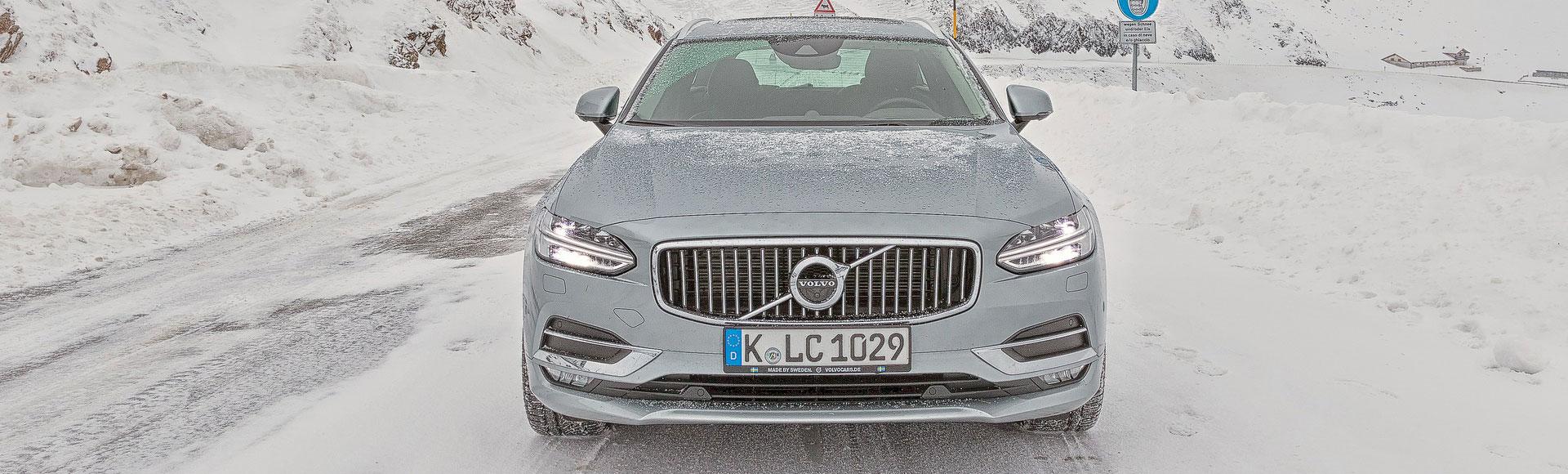 Volvo V90 2016 184 Winter