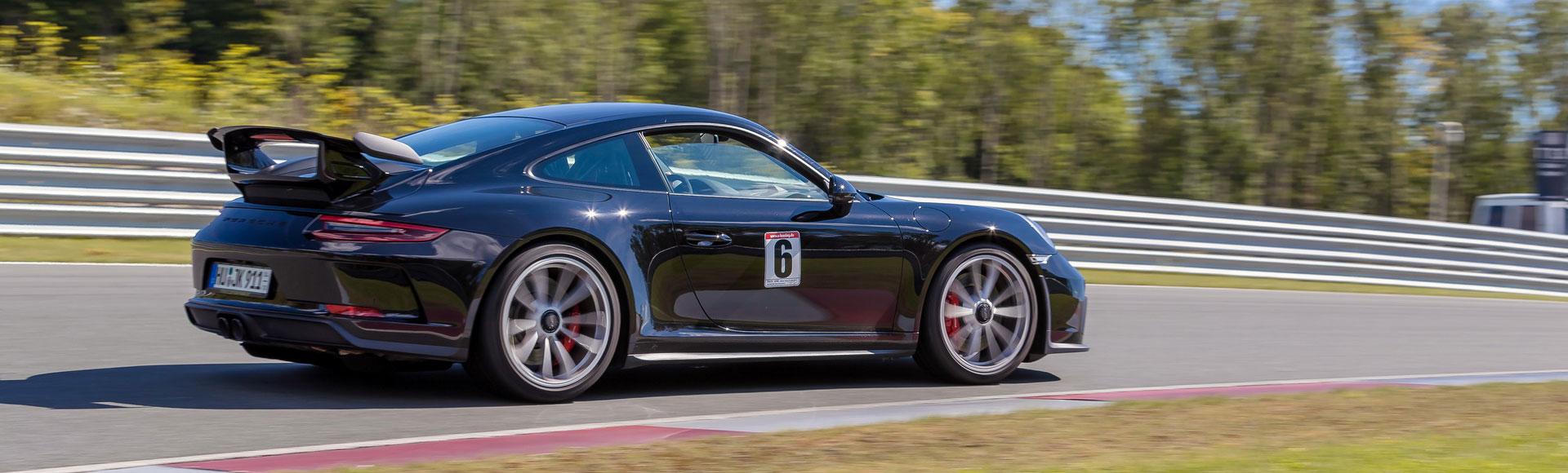 X Leasing Bilster Berg 2017 0968 2017 Porsche 991 GT3