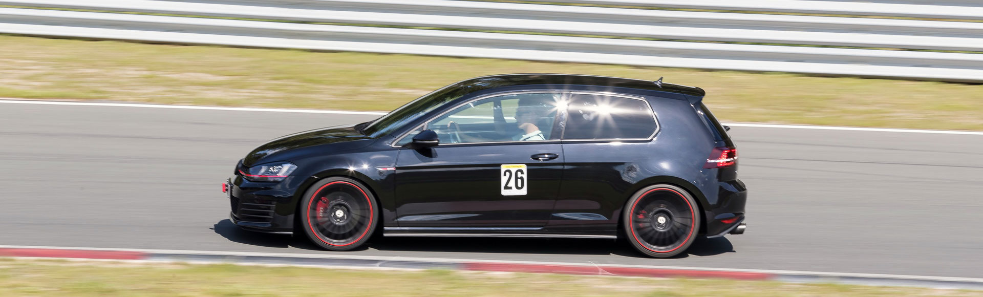 X Leasing Bilster Berg 2017 2535 2017 VW Golf GTI