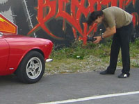 Alfa Romeo Bertone making of e editio berti 572
