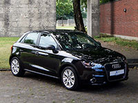 Audi A1 2013 Sommer 7930