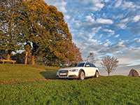 Audi A6 Allroad 2014 Herbst 3745