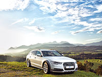 Audi A6 Allroad 2014 Herbst 3791