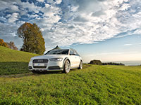 Audi A6 Allroad 2014 Herbst 3837