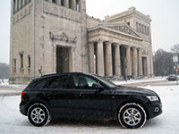 Audi Q5 20 TDI 2013 Winter 9303