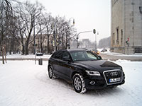 Audi Q5 20 TDI 2013 Winter 9304