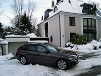 BMW 325 Touring 2014 Winter 9322