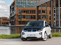 BMW i3 2015 Spring 118