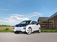 BMW i3 2015 Spring 124