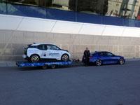 BMW i3 M5 spring 2