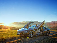 BMW i8 2015 Herbst 1294