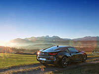 BMW i8 2015 Herbst 1303