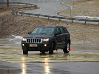 Jeep Grand Cherokee 2013 Winter X0069