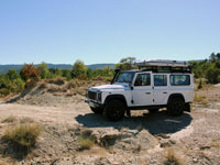 Land Rover Defender 2012 Sommer 3618