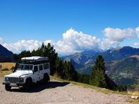 Land Rover Defender 2012 Sommer 3820