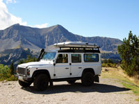 Land Rover Defender 2012 Sommer 3822