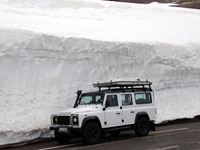 Land Rover Defender 2012 Winter 4388