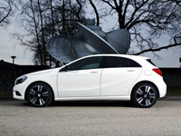 Mercedes Benz A Klasse 2013 Winter 30366