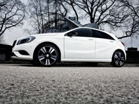 Mercedes Benz A Klasse 2013 Winter 30371