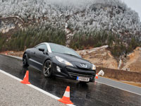 Peugeot RCZ 2013 Winter X0771