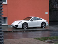 Porsche 911 991 Coupe 2011 Winter 1