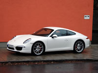 Porsche 911 991 Coupe 2011 Winter 2