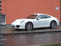 Porsche 911 991 Coupe 2011 Winter