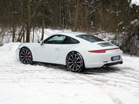 Porsche 991 4S Coupe 2013 Winter 590