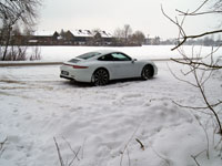 Porsche 991 4S Coupe 2013 Winter 641