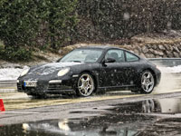 Porsche 991 Coupe Winter X0140