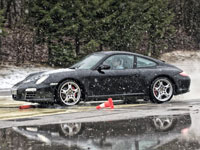 Porsche 991 Coupe Winter X0141