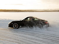 Porsche 991 Winter Lappland 225