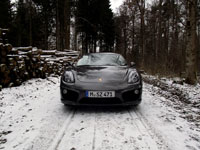 Porsche Cayman S 2013 Winter 1353
