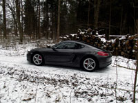 Porsche Cayman S 2013 Winter 1379
