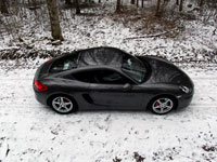 Porsche Cayman S 2013 Winter 1392