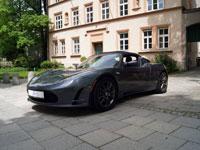 Tesla Roadster Sommer 2010 9570